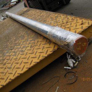 Alumiinipyörötanko 5, 64 mm