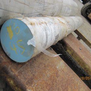 Alumiinipyörötanko 6, 140 mm