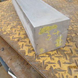 Alumiinineliötanko 9, 130×130 mm